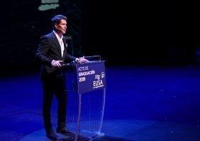 Jaime Cantizano presenta el acto de graduación 2019